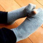 靴下に穴が開く原因8つ!簡単な補修方法!開けない予防対策!