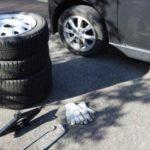 タイヤの保管方法は?正しい置き場所と置き方はコレ!