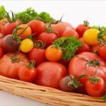 トマトとミニトマトの違いは?栄養が高いのは?おすすめの食べ方!